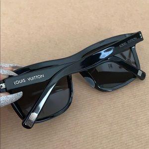 Louis Vuitton Black Exaltation Z0698w Sunglasses